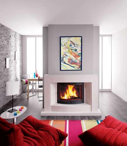 Bois soleil chauffage - Chariot pour bois de cheminee ...